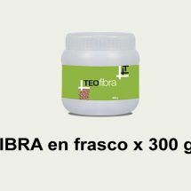 TEO FIBRA en frasco x 300 grs.